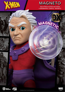 Beast Kingdom - X-Men Egg Attack Action - Magneto Deluxe Version Action Figure