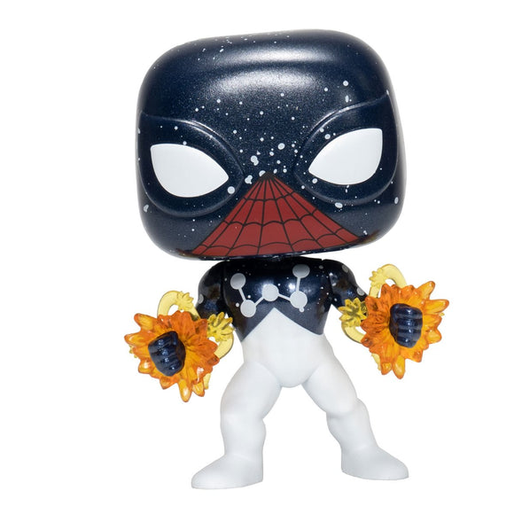 Funko POP! - Spider-Man Captain Universe Vinyl Figure (Exclusive)