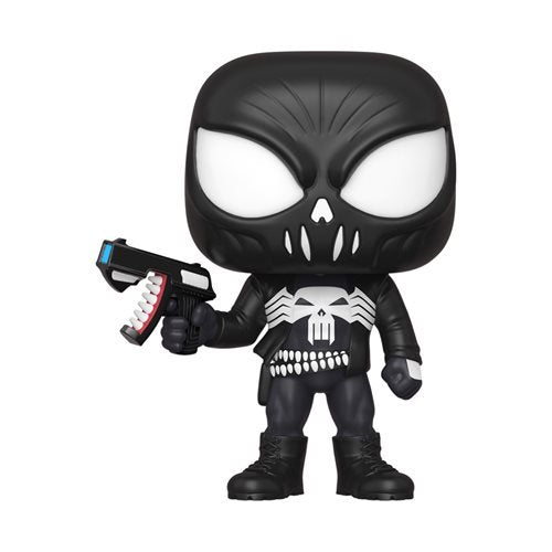 Funko POP! - Marvel Venom - Venomized Punisher Figure