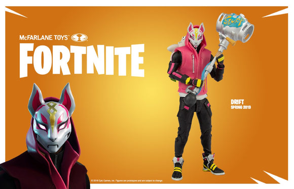 McFarlane Toys - Fortnite - Drift