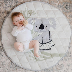 Di Lusso Living Playmat-Playtime - Mat Gym-Baby Little Planet