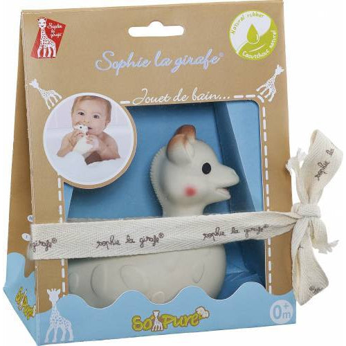 Sophie The Giraffe So Pure Bath Toy-Bath Time - Bath Accessories-Sophie | Baby Little Planet