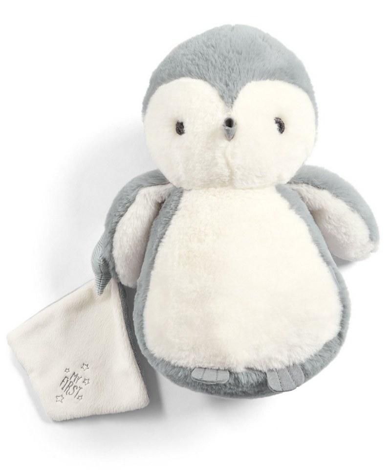 MP Soft Toy - My First Penguin-Playtime - Soft Toys-Mamas & Papas | Baby Little Planet