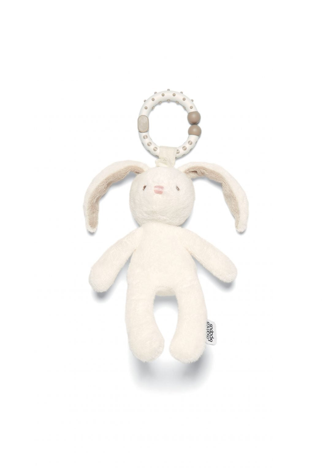 MP Soft Toy - Jitter Bunny-Playtime - Soft Toys-Mamas & Papas | Baby Little Planet