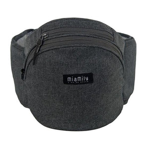 MiaMily Smart Grey-Out And About - Carriers Slings-Baby Little Planet Hoppers Crossing
