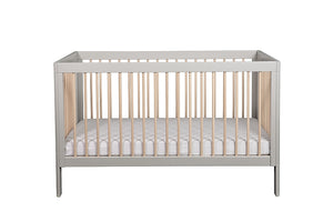 Troll Lukas Two Tone Cot-Nursery Furniture - Cots-Baby Little Planet Hoppers Crossing