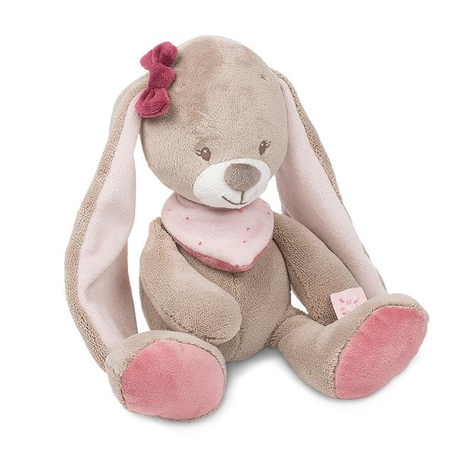 BabyLittlePlanet Nattou Cuddly Nina the Rabbit