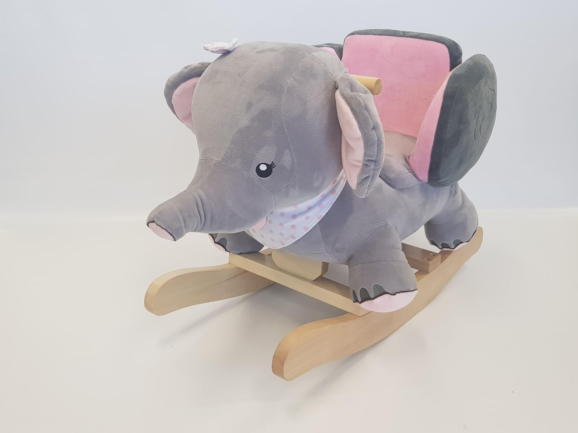 Elephant Rocker-Playtime - Swings Rockers Bouncers-Baby Rest | Baby Little Planet