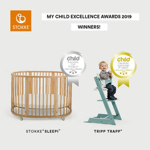 Stokke Tripp Trapp High Chair Oak Collection (Limited Stock)-Feeding - Highchairs-Stokke | Baby Little Planet