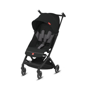 Pockit+ All-City Stroller Velvet Black