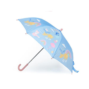 Penny Scallan Umbrella-Out And About - Raincoat & Umbrella-Baby Little Planet Hoppers Crossing
