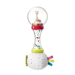 Soft Maracas Rattle-Playtime - Rattles and Teethers-Baby Little Planet Hoppers Crossing