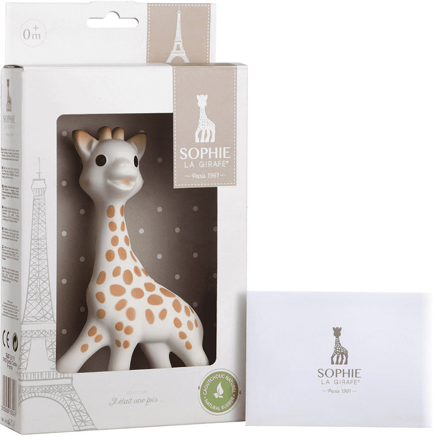 Sophie The Giraffe-Feeding - Teether-Baby Little Planet Hoppers Crossing