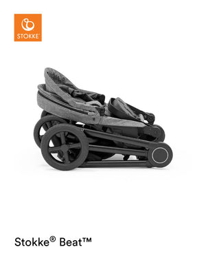 Stokke Beat-Prams Strollers - 4 Wheel Prams-Stokke | Baby Little Planet