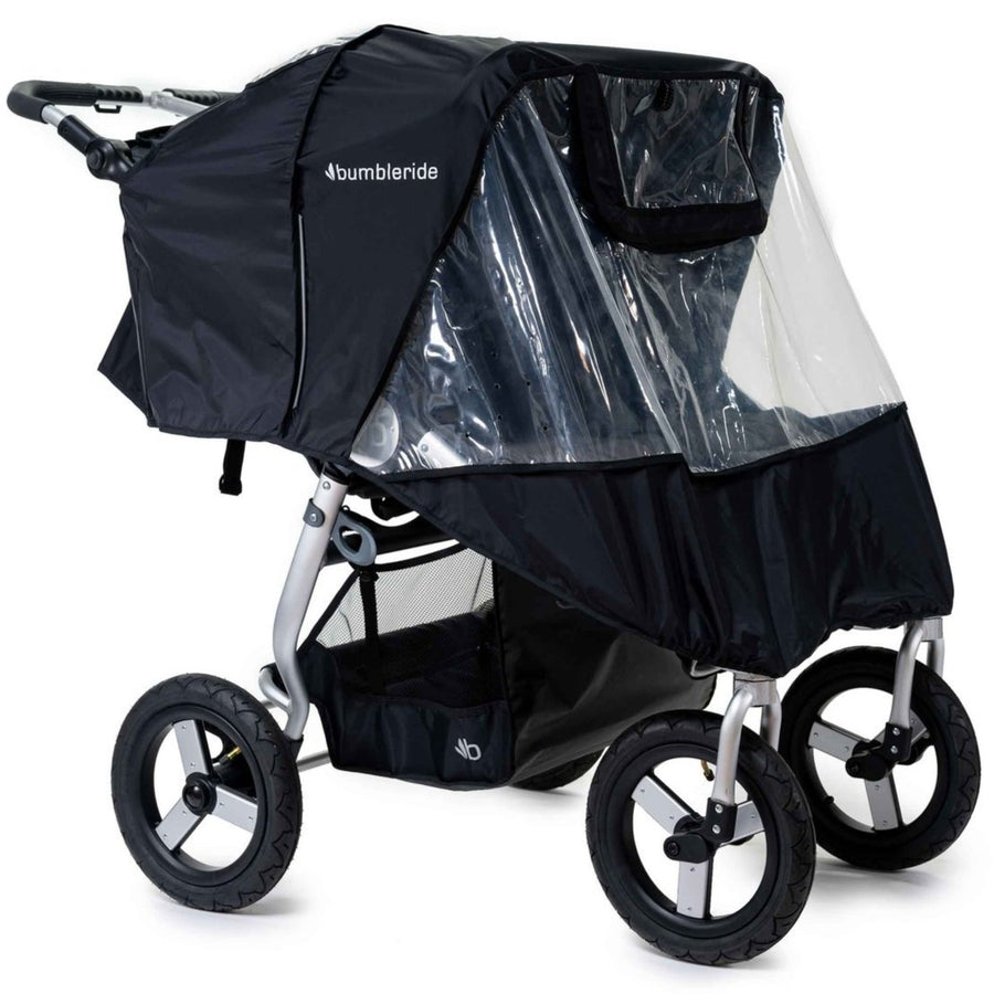Bumbleride Rain Shield-Prams Strollers - Weather Covers-Baby Little Planet