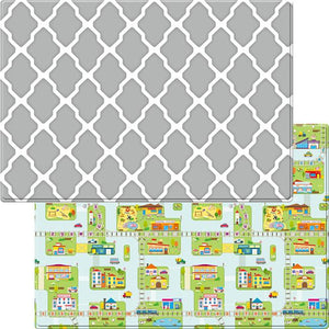 Bubba Mat Soft Playmat-Playtime - Mat Gym-Baby Little Planet