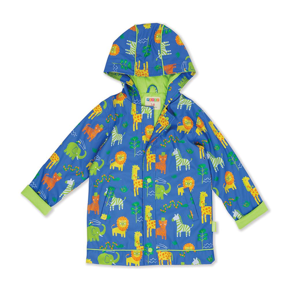 BabyLittlePlanet Penny Scallan Raincoat - Wild Thing