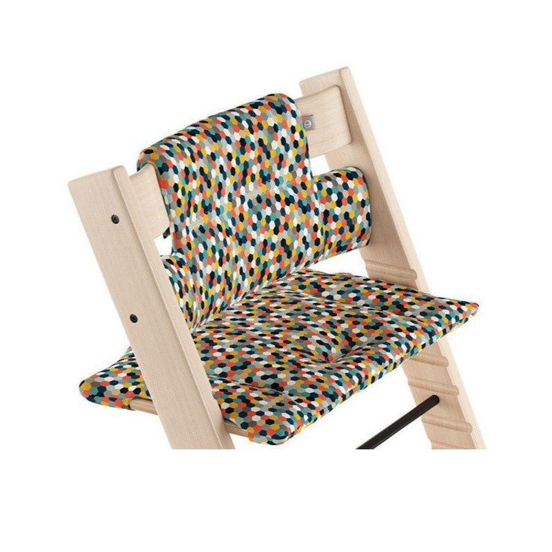Stokke Tripp Trapp Cushion, Organic Cotton-Feeding - Highchairs-Stokke | Baby Little Planet