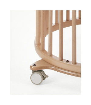 Stokke Sleepi Mini-Nursery Furniture - Cots-Baby Little Planet Hoppers Crossing