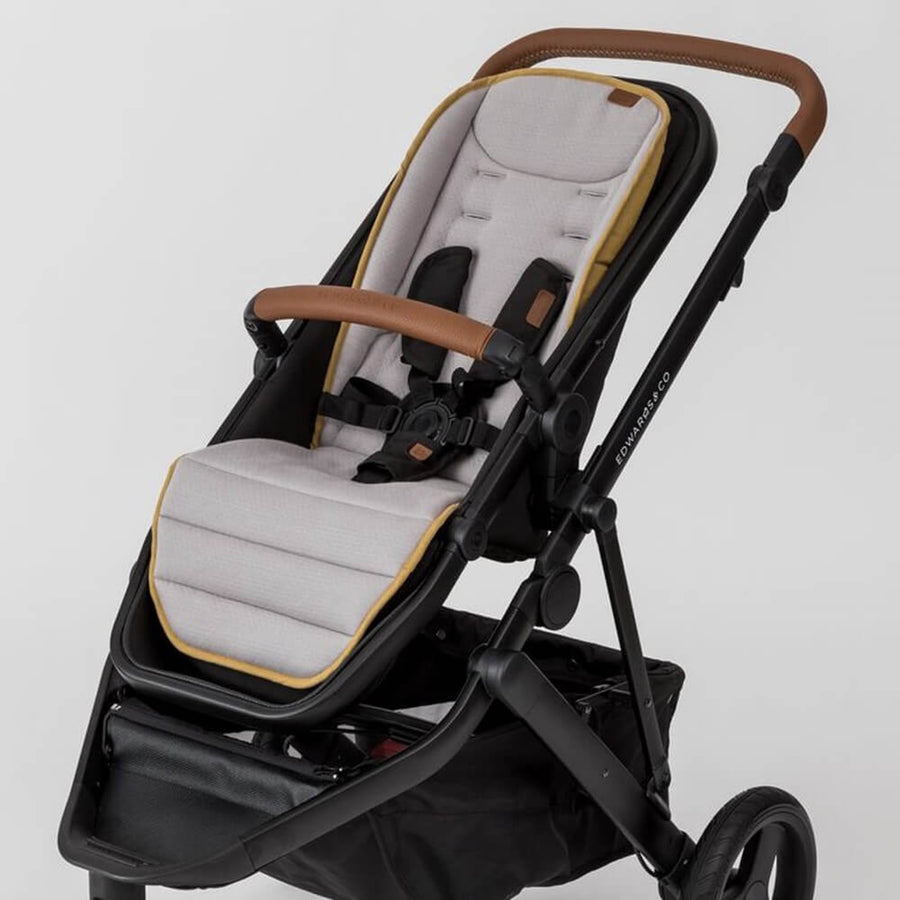 Edwards & Co Luxe Liner-Prams Strollers - Liners-Baby Little Planet
