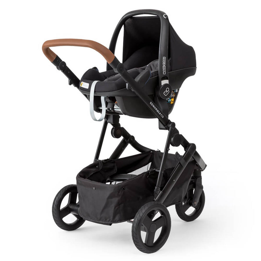 Edwards & Co Maxi Cosi Adaptor-Prams Strollers - Adaptors-Baby Little Planet