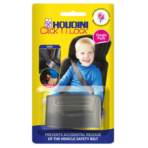 HOUDINI CLICK N LOCK-Car Safety - Accessories-Houdini | Baby Little Planet