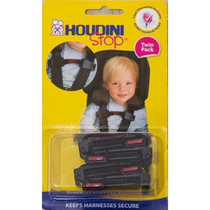 HOUDINI STOP HARNESS CLIP-Car Safety - Accessories-Houdini | Baby Little Planet