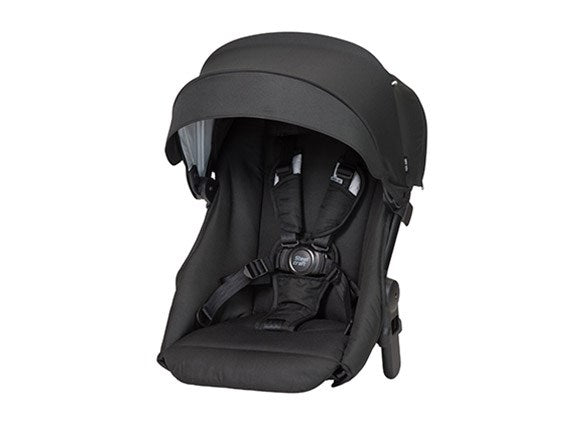 Steelcraft One 2 Stroller Second Seat-Prams Strollers - 4 Wheel Prams-Baby Little Planet Hoppers Crossing