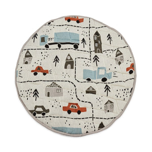 Di Lusso Living Connor Cars Playmat-Di Lusso-Baby Little Planet