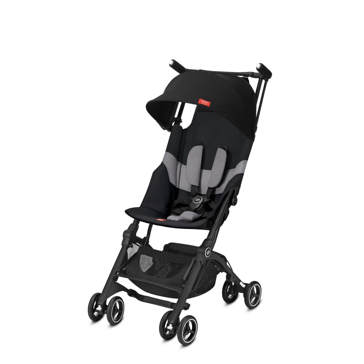 GB Pockit+ All-terrain Stroller-Prams Strollers - Travel-GB | Baby Little Planet