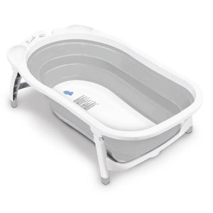 Roger Armstrong Large Flat Fold Bath-Bath Time - Baths and Stands-Rogerarmstrong | Baby Little Planet