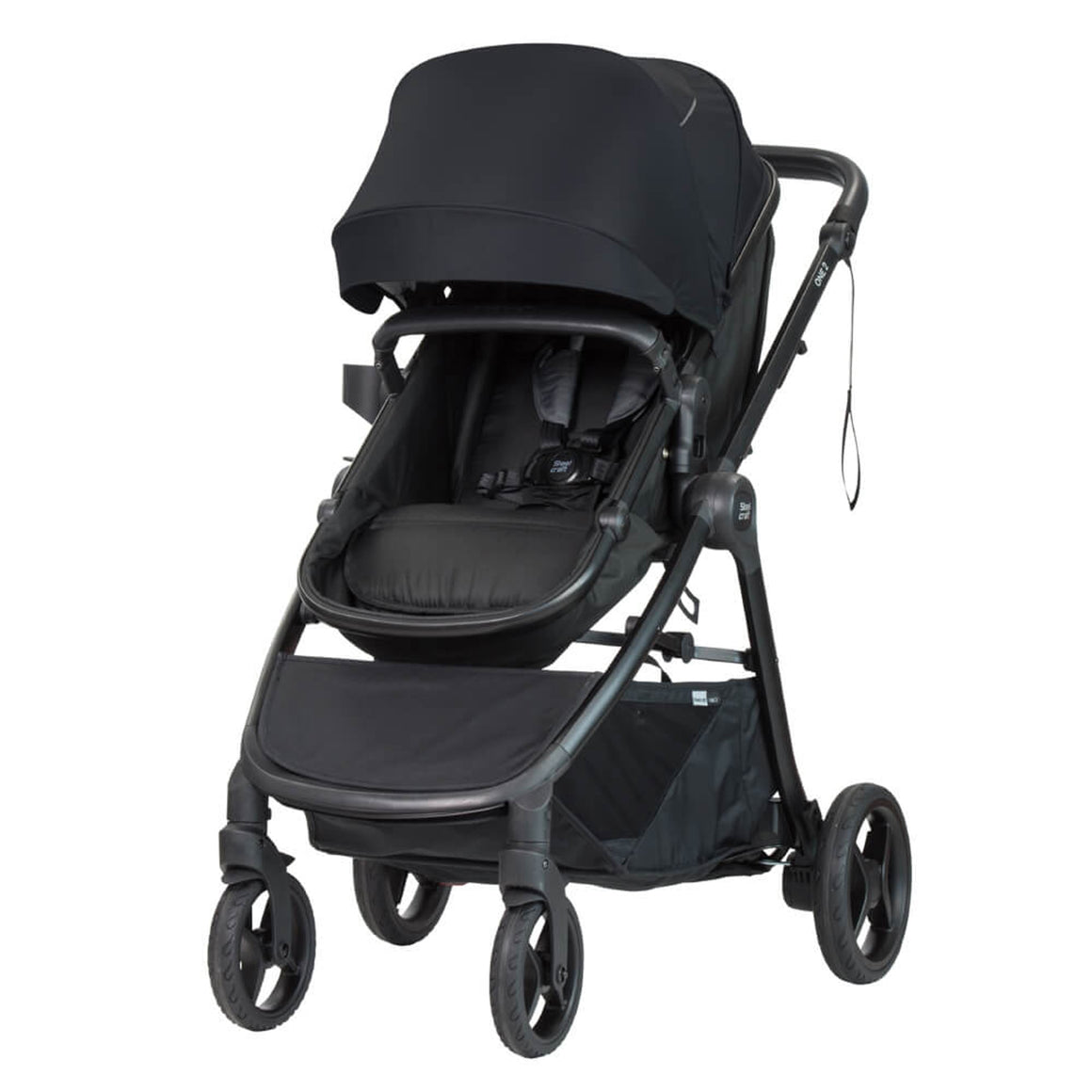 Steelcraft One 2 Stroller-Prams Strollers - 4 Wheel Prams-Steelcraft | Baby Little Planet