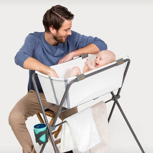 Stokke Flexi Bath Stand-Bath Time - Baths and Stands-Stokke | Baby Little Planet