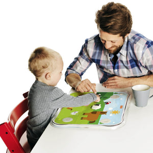 Stokke Table Top-Feeding - Cutlery-Baby Little Planet Hoppers Crossing