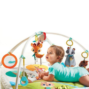 TINY LOVE INTO THE FOREST DELUXE GYM-Playtime - Play Gym-Baby Little Planet Hoppers Crossing