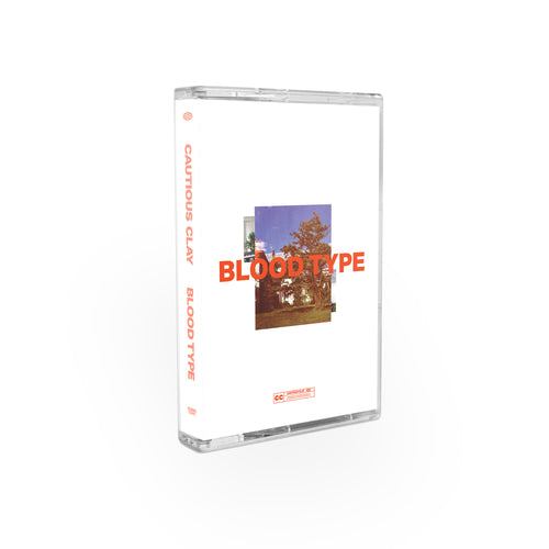 Blood Type Cassette (pre-order)