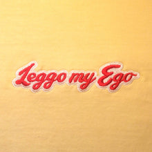 """Leggo my Ego"" Embroidered Tee"