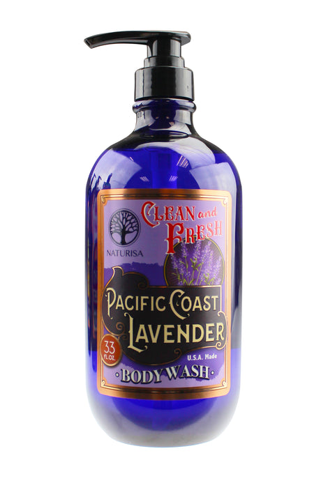 BODY WASH. 33oz - LAVENDER
