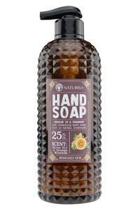 HAND SOAP. 25oz - Olive Oil & Orange Blossom
