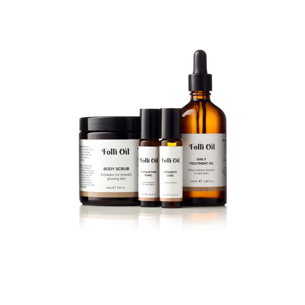 Folli Oil Everything You Need Kit