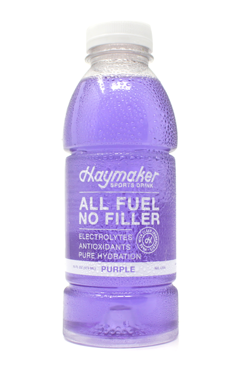 Haymaker Purple (case of 12)