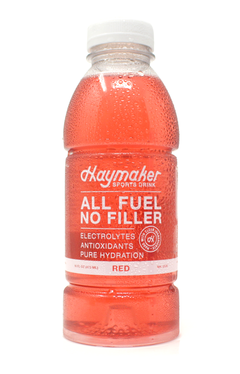 Haymaker Red (case of 12)