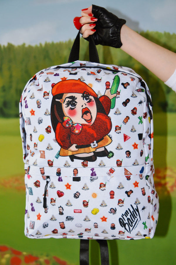 Baddy Backpack