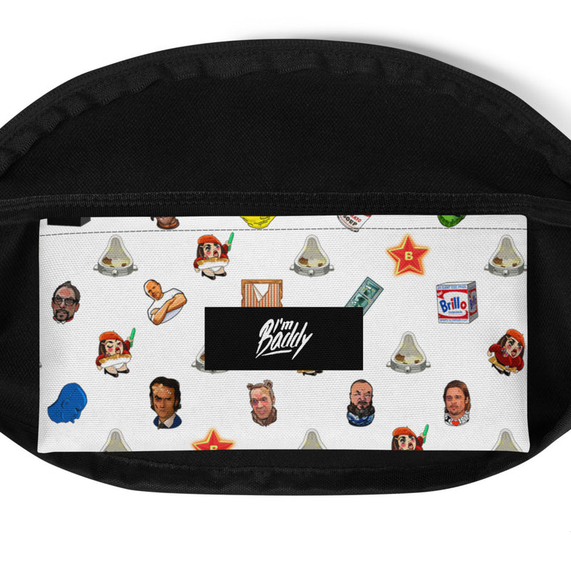 Art World Cartel Bum Bag