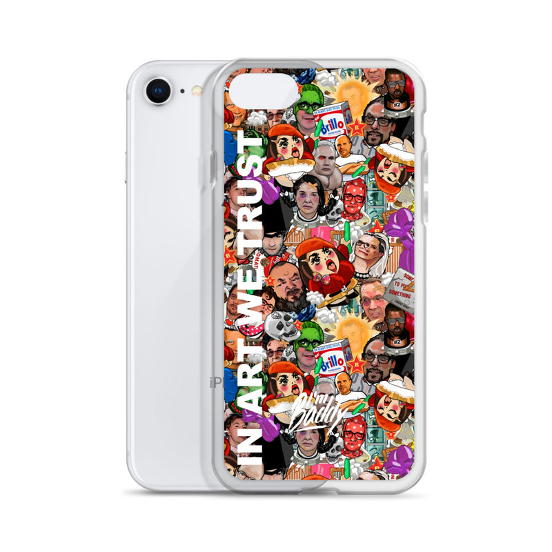 Art World Game iPhone Case
