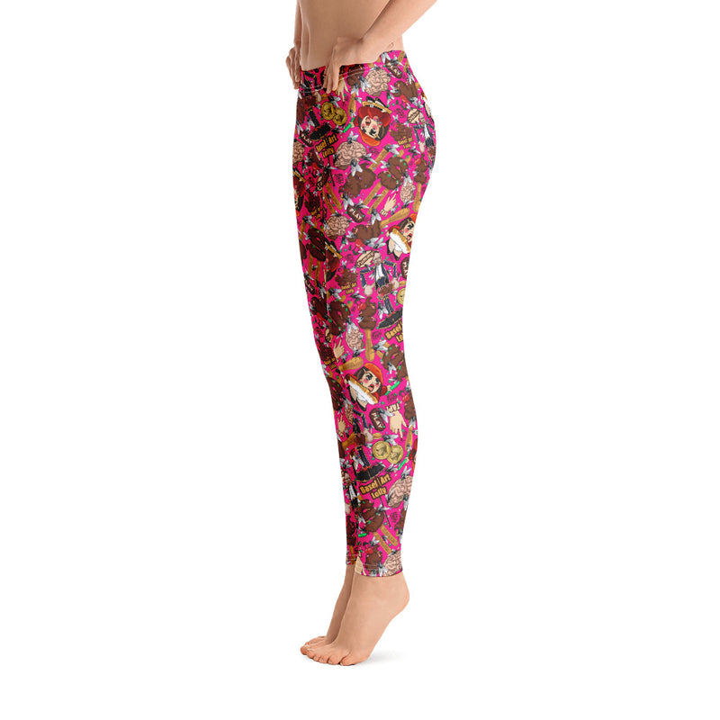 Basel Art Lolly Leggings
