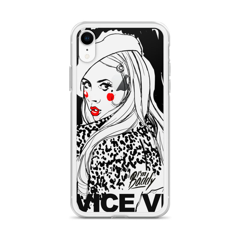 Vice Versa iPhone Case