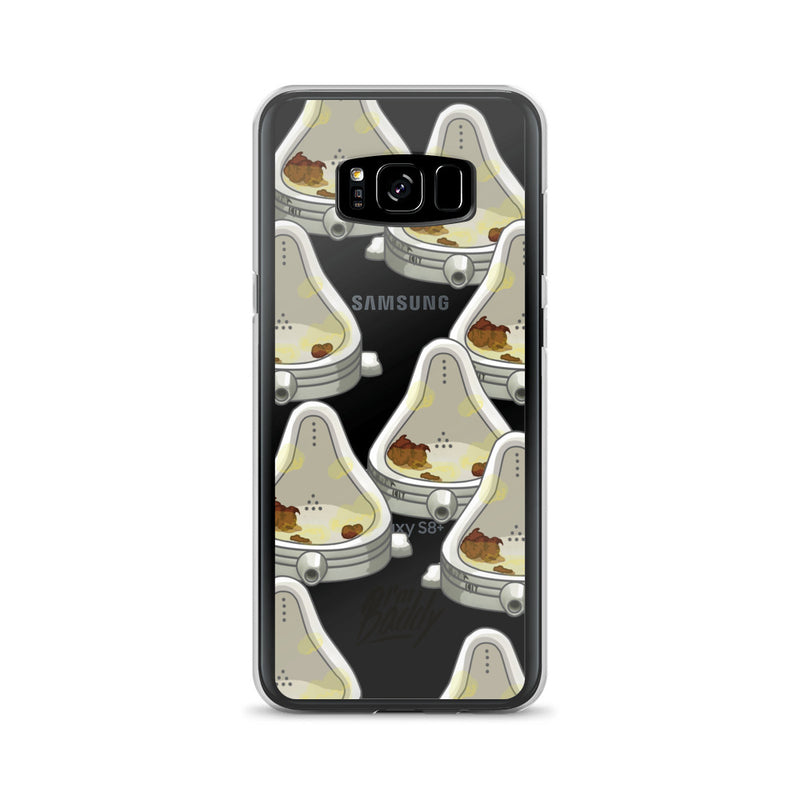 Fountain Samsung Case