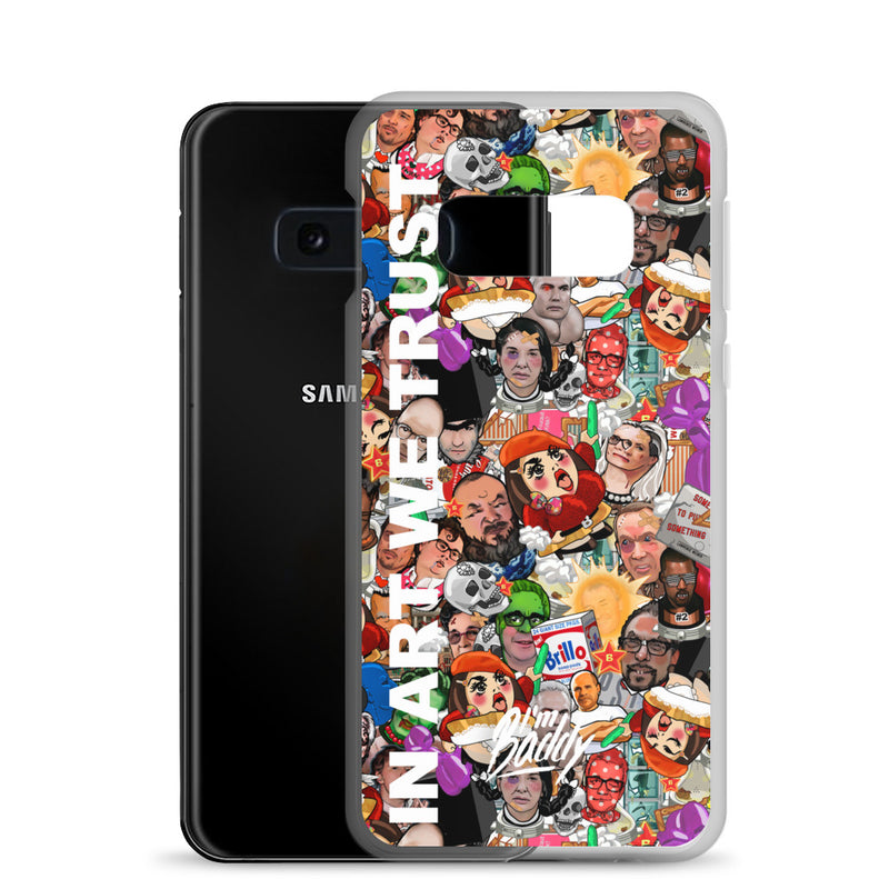 Art World Game Samsung Case