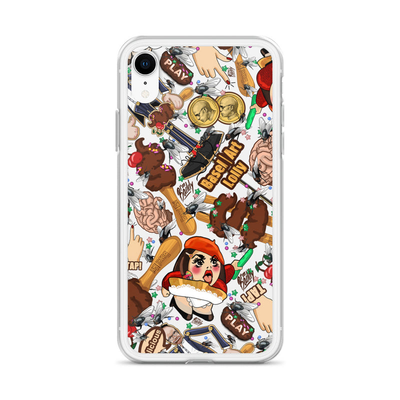 Basel Art Lolly iPhone Case